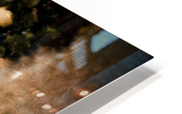 Messenger Descending HD Sublimation Metal print