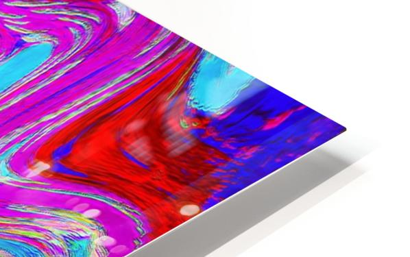 Ethereal Pleasures HD Sublimation Metal print