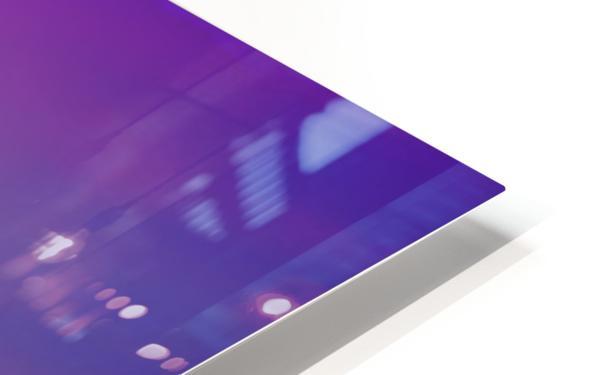 SkySmudges2 HD Sublimation Metal print