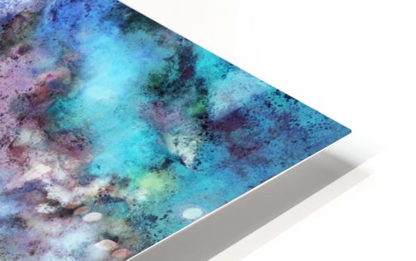 Tangled air HD Sublimation Metal print
