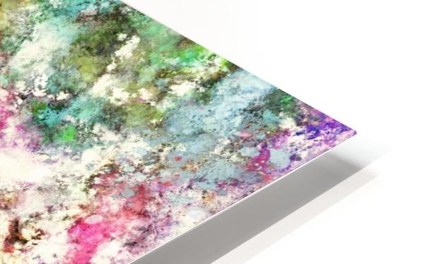 The groovy HD Sublimation Metal print