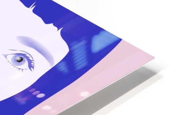 POGO MOOD HD Sublimation Metal print