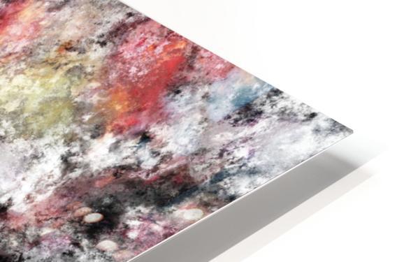 Thermal fractures Impression de sublimation métal HD