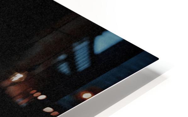 Illumination of the Iron Lady HD Sublimation Metal print