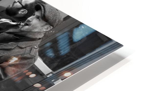 Musique le Dimanche HD Sublimation Metal print
