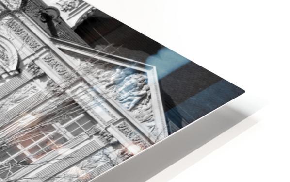 Couche du Soleil Louvre HD Sublimation Metal print