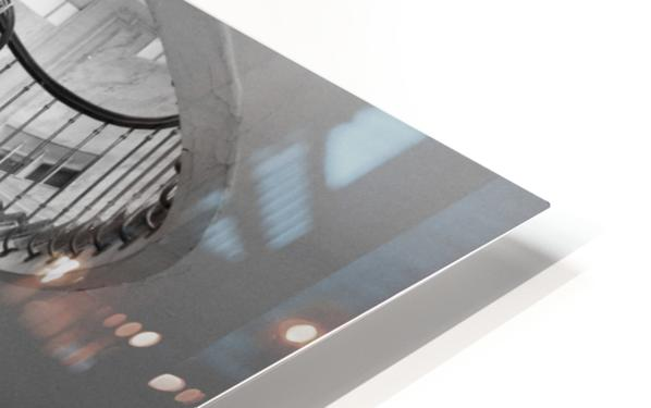 Escalier Monumental HD Sublimation Metal print