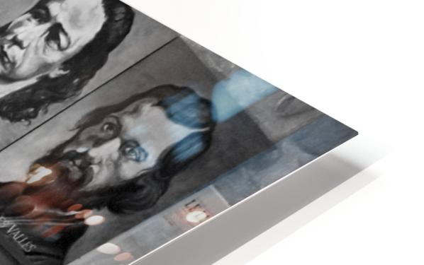 Lucio Uturbia   Anarchist HD Sublimation Metal print