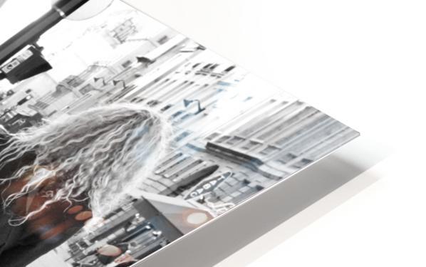 Bande de Meufs HD Sublimation Metal print