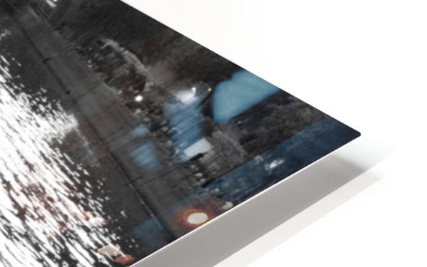 Couche du Soleil - La Seine HD Sublimation Metal print