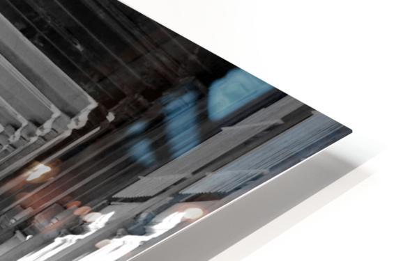 Les Arcades HD Sublimation Metal print