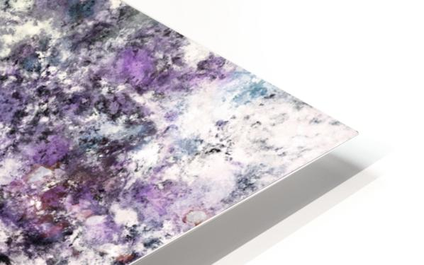 To quietly crumble HD Sublimation Metal print