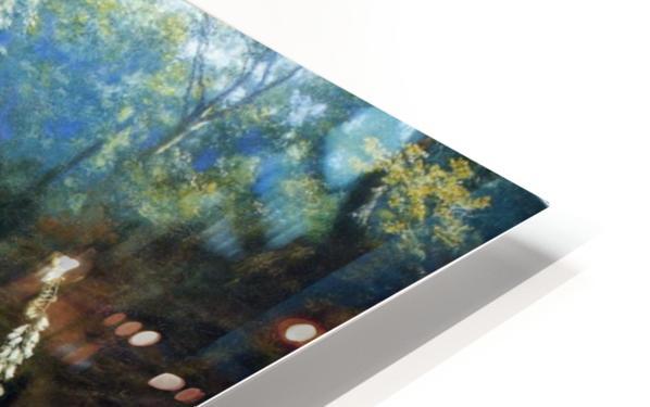 Audrey's Toilette HD Sublimation Metal print