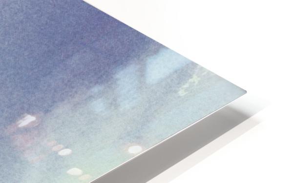 avion HD Sublimation Metal print