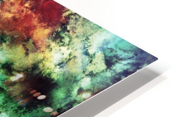 Tripwire HD Sublimation Metal print