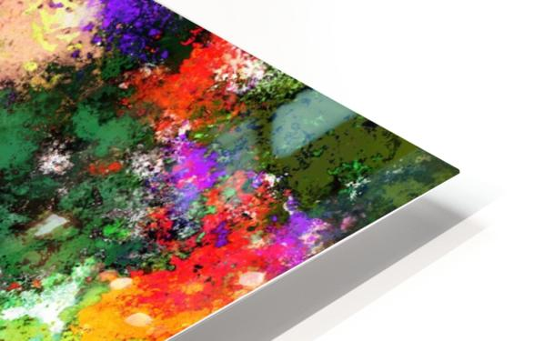 Tumbling down HD Sublimation Metal print