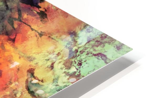 Under the surface HD Sublimation Metal print