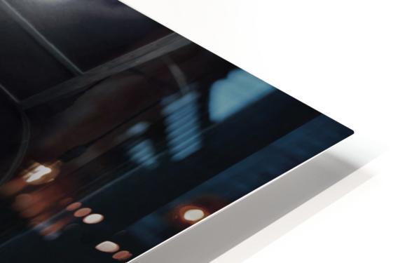 La Selfie HD Sublimation Metal print