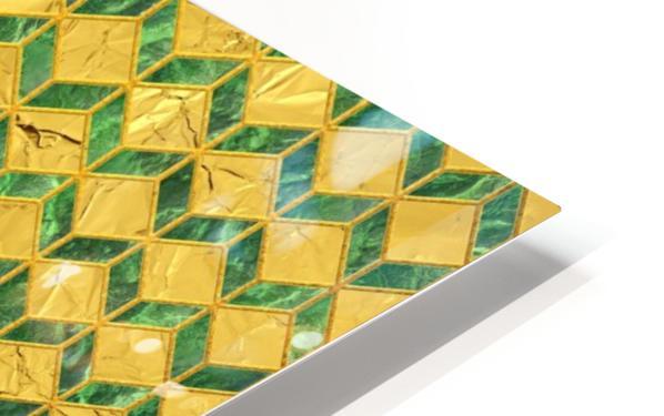 Geometric  XXXXIX  HD Sublimation Metal print