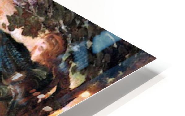 Judgement of Paris by Cezanne HD Sublimation Metal print