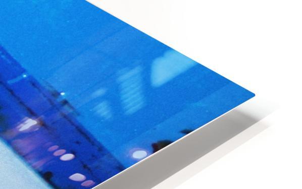 Boat - LXX HD Sublimation Metal print