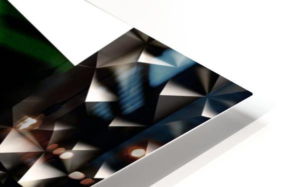 heron HD Sublimation Metal print