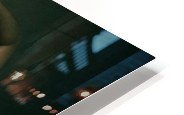 Le beau dos 2 HD Sublimation Metal print