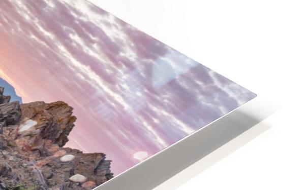 Ciboulette Impression de sublimation métal HD