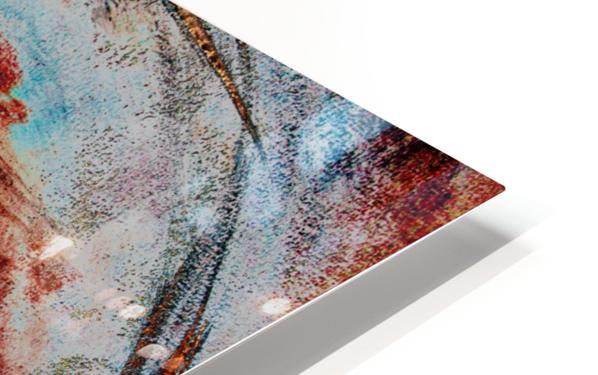 Glimpse of Black Hole No.1 HD Sublimation Metal print