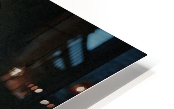 Le long chemin HD Sublimation Metal print