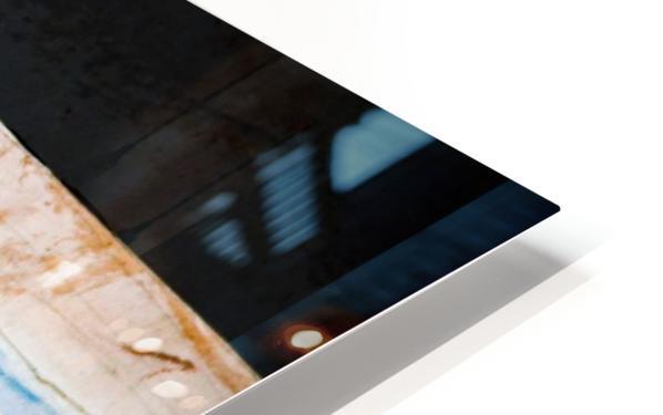 Boat - LXXVI HD Sublimation Metal print