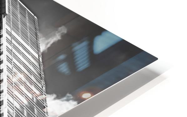Step Up To The Sky HD Sublimation Metal print