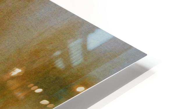 Music HD Sublimation Metal print