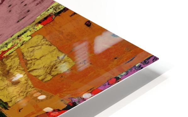 Paper trail HD Sublimation Metal print