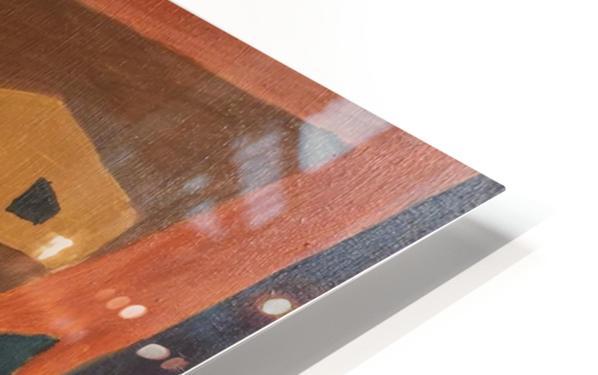 Social Distancing HD Sublimation Metal print
