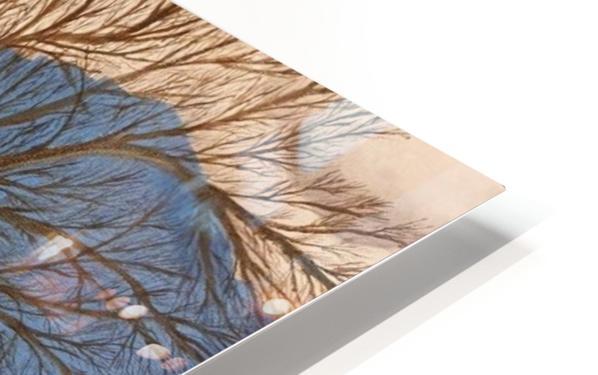 Millbeck Post ofiice 2020 HD Sublimation Metal print