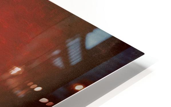 Crimson Dawn copy HD Sublimation Metal print