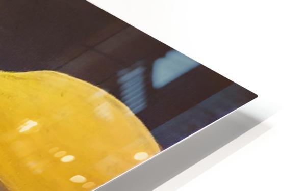 Lemon and Plums HD Sublimation Metal print