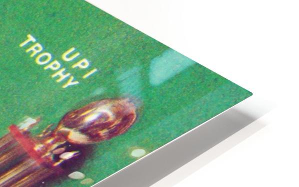 1978 notre dame football ticket stub prints HD Sublimation Metal print