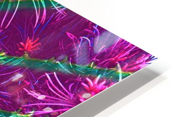 Elegant Fan HD Sublimation Metal print