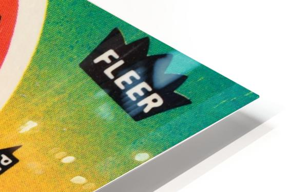 1983 fleer baseball stickers baltimore orioles wood print HD Sublimation Metal print