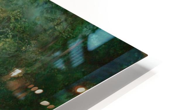 falls HD Sublimation Metal print