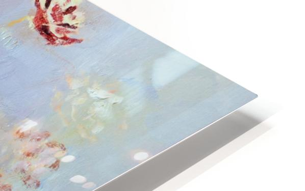 Figure in a  Dreamscape II HD Sublimation Metal print