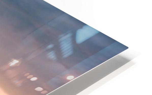 Veille dorage Impression de sublimation métal HD