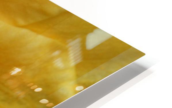 Pistil HD Sublimation Metal print