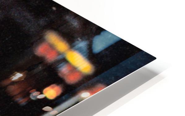 1984 michael jordan north carolina poster HD Sublimation Metal print