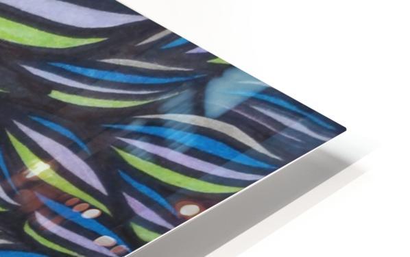 Caspia  HD Sublimation Metal print