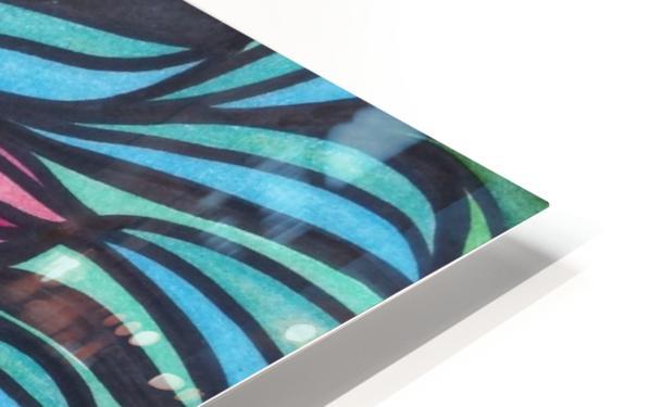 Laiken  HD Sublimation Metal print