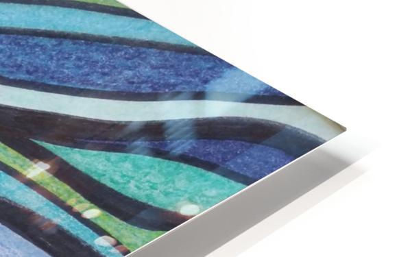 Lone Tide  HD Sublimation Metal print