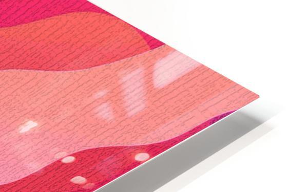 ABSTRACT ART 40 HD Sublimation Metal print